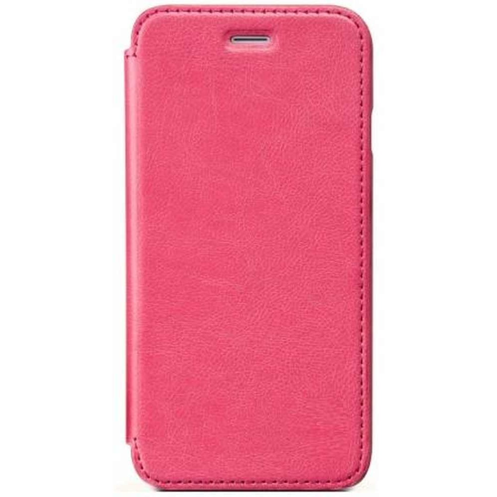 size 40 fa354 3c639 Flip Cover for HTC One XL - Pink
