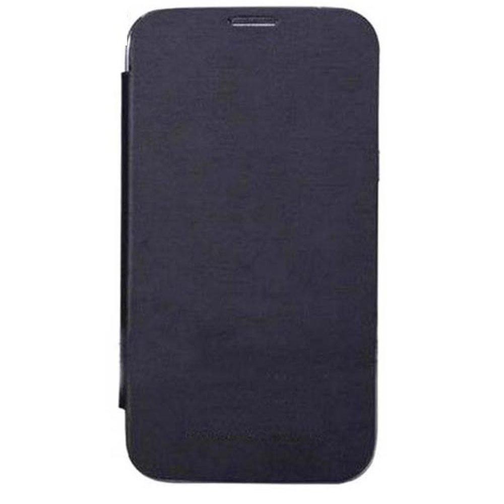 Flip Cover for Karbonn Titanium S1 Plus - Black by Maxbhi.com