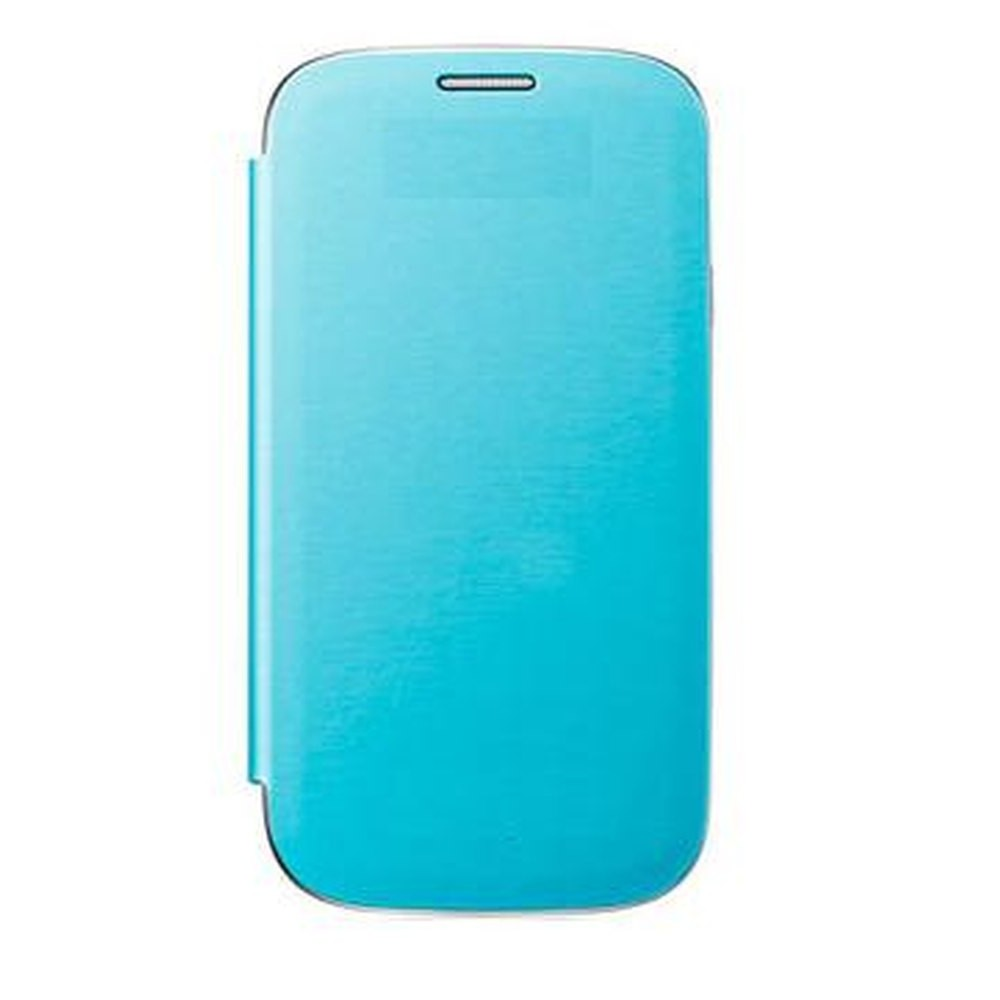 sale retailer 99853 d18e5 Flip Cover for Lava Iris 360 Music - Blue