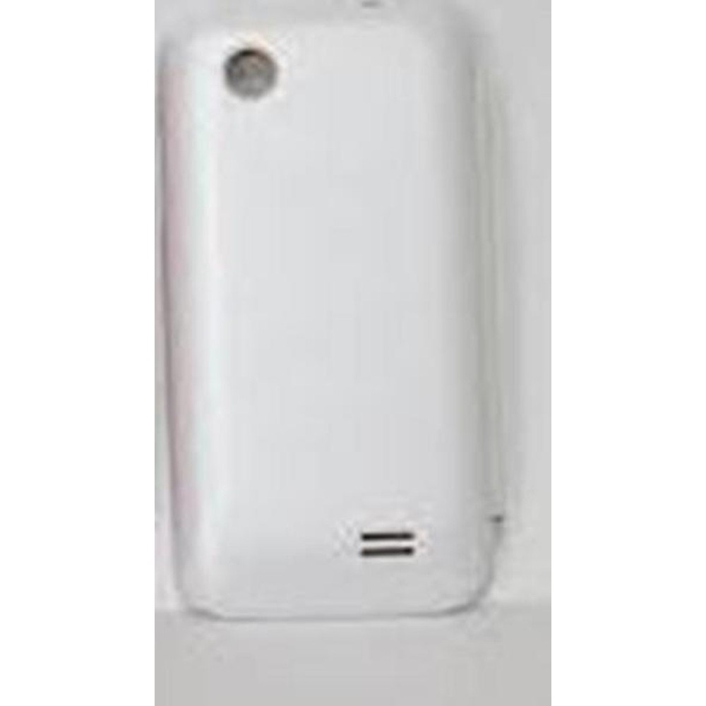 low priced 153fc 2dff6 Flip Cover for Lenovo A369i - White