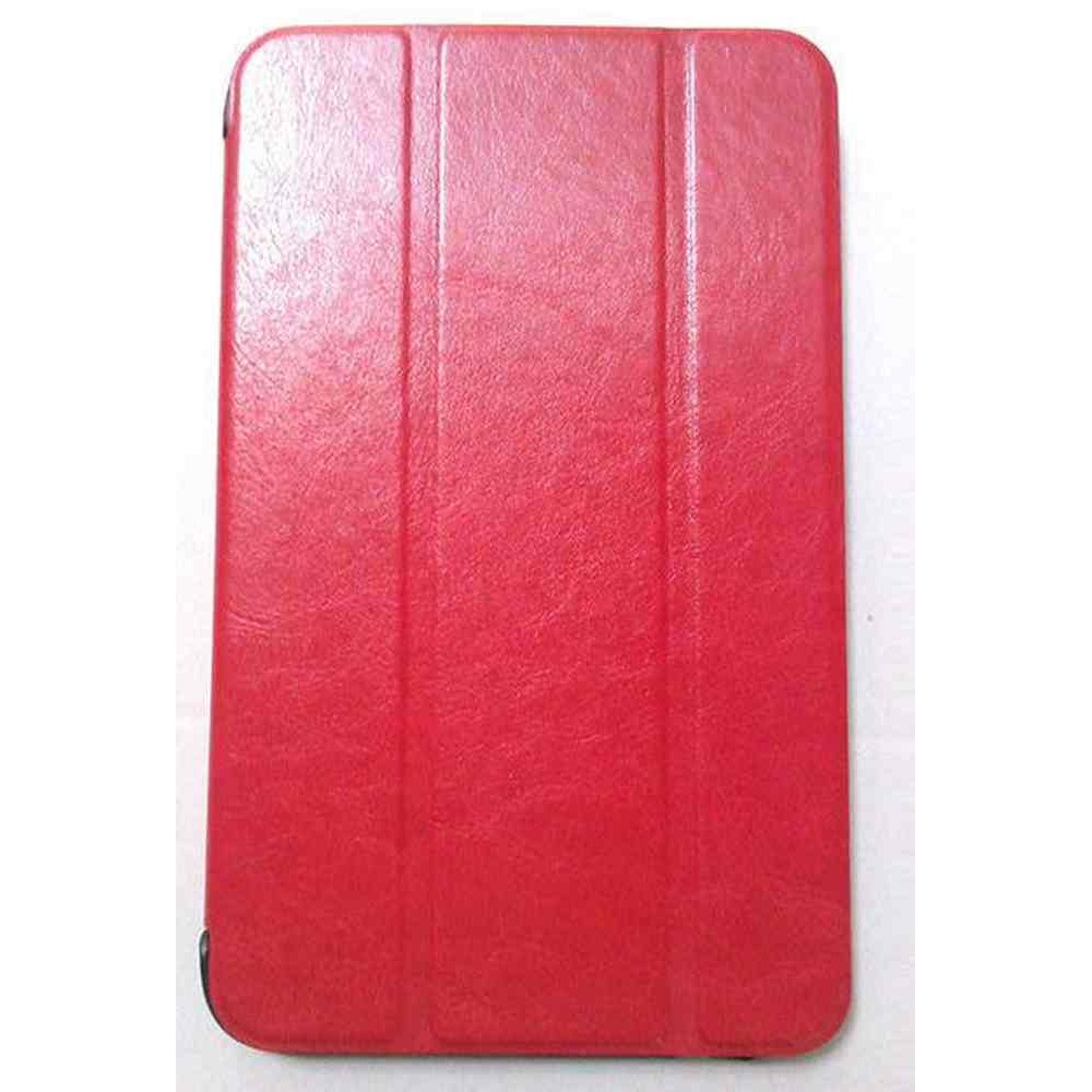info for 218bc fd221 Flip Cover for Lenovo A7-30 A3300 - Red