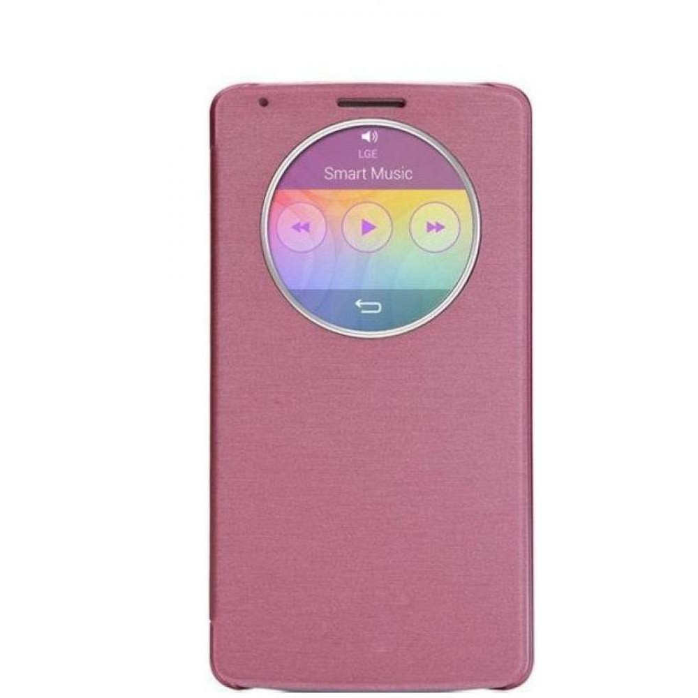 reputable site a473e f1002 Flip Cover for LG G3 D850 - Pink