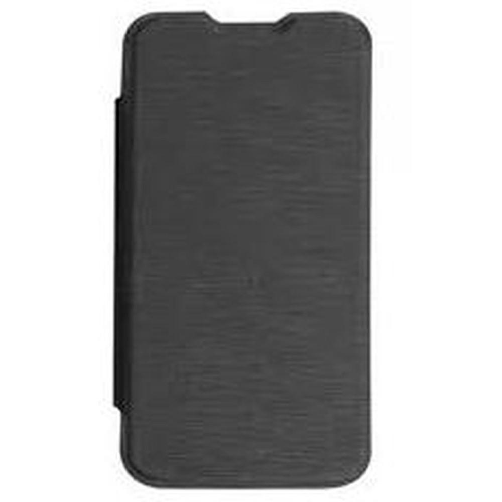 new style 42e86 e886f Flip Cover for LG L90 Dual D410 - Black