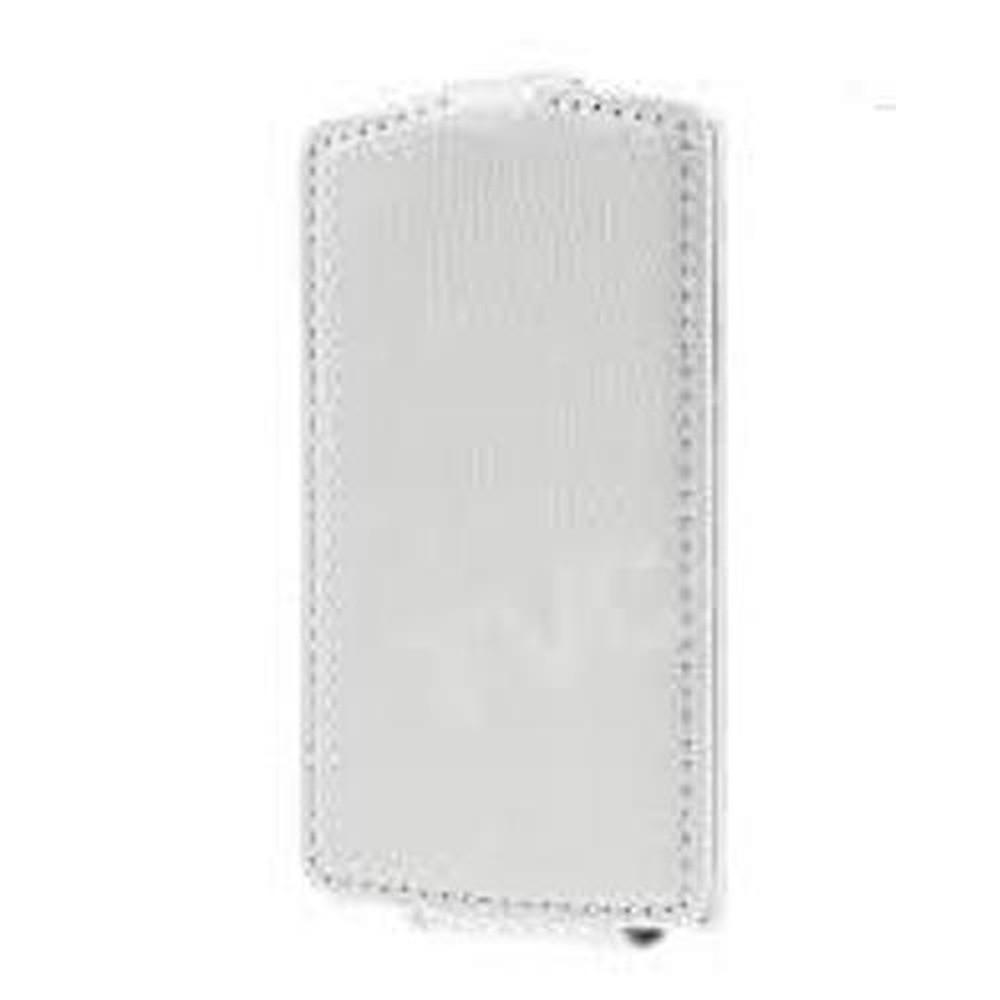 Flip Cover For Lg Optimus L1 Ii E410 White By Black