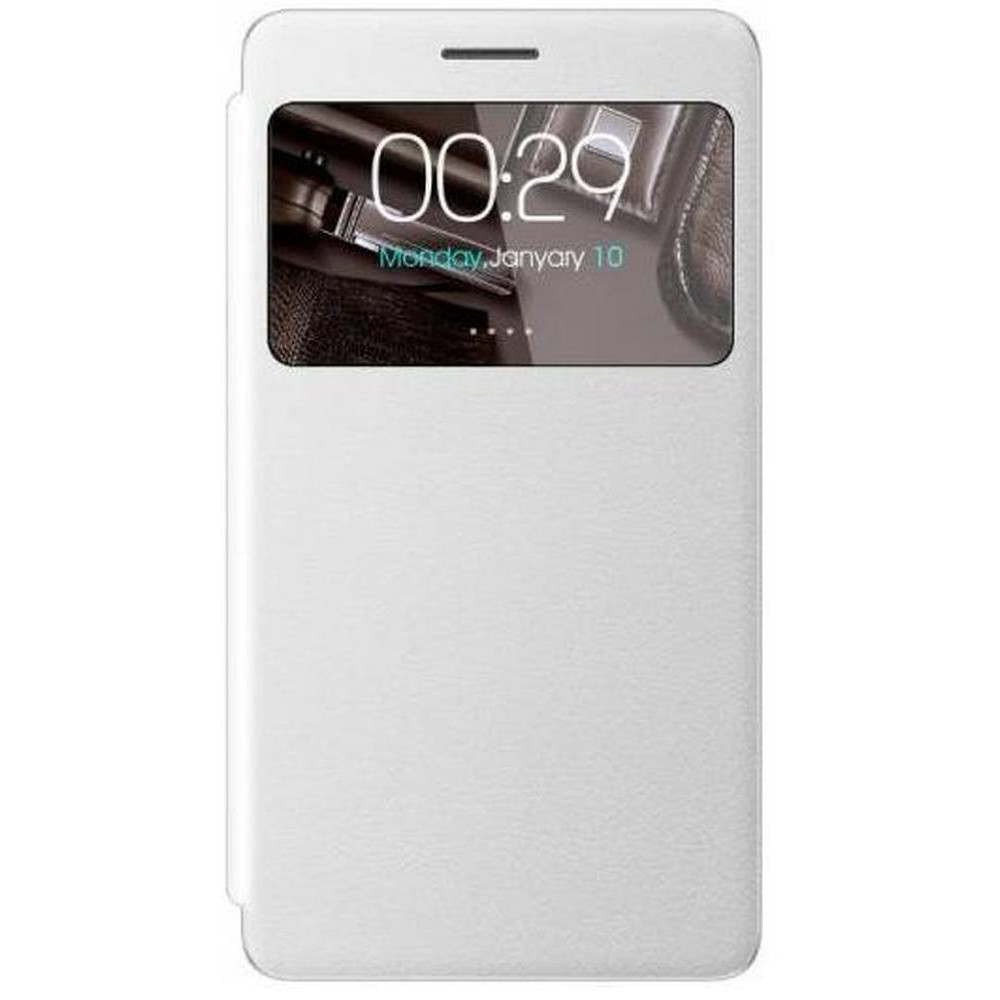 lowest price dd335 111d6 Flip Cover for Micromax A102 Canvas Doodle 3 - White