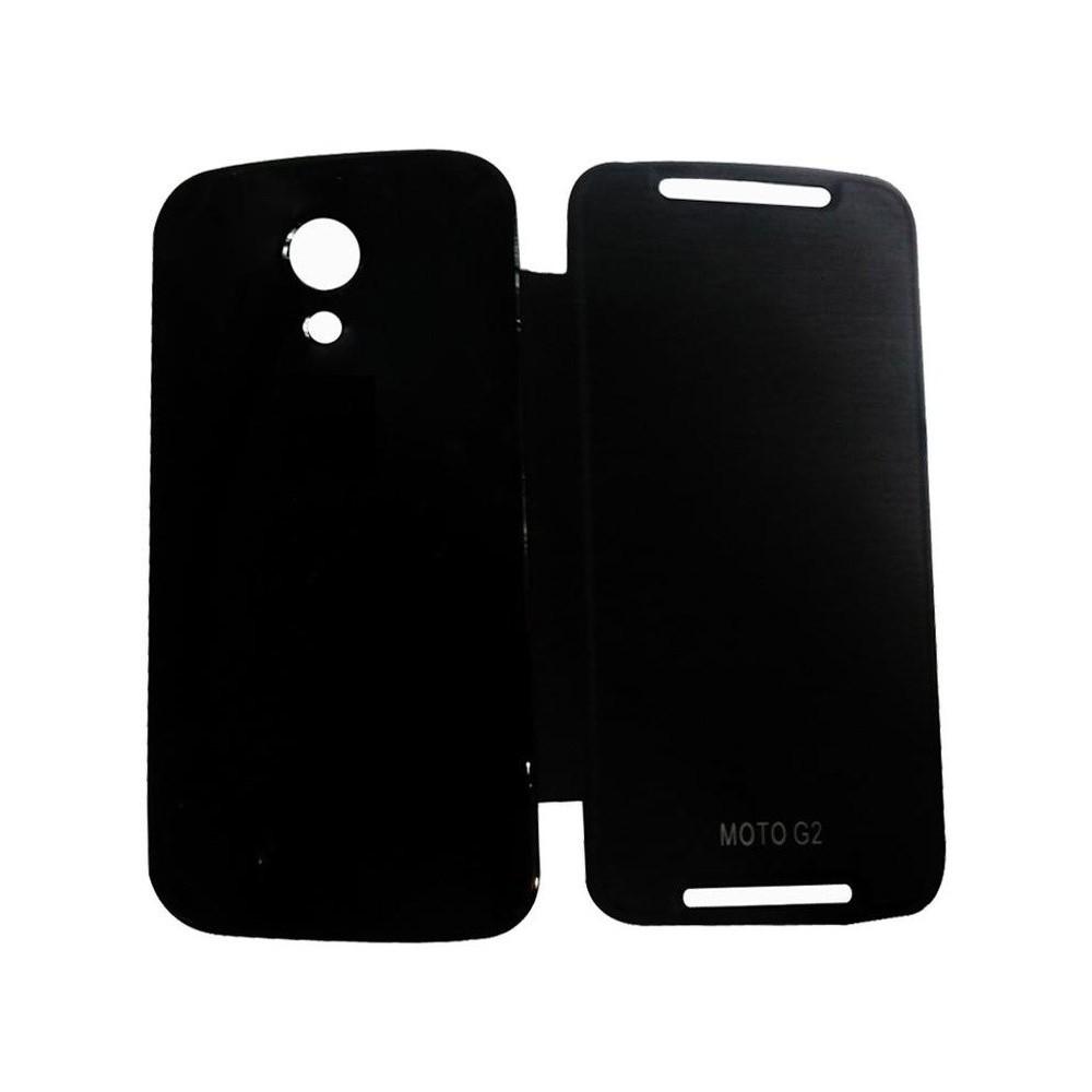 quality design 65c5d 521cc Flip Cover for Motorola New Moto G (2nd Gen) - Royal Blue