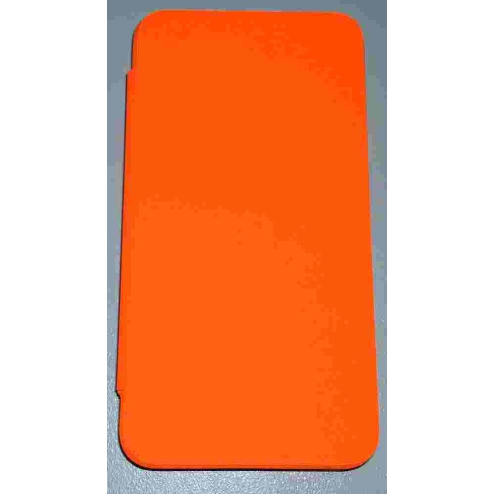 wholesale dealer fbf77 b17dc Flip Cover for Nokia Lumia 530 Dual SIM - Orange