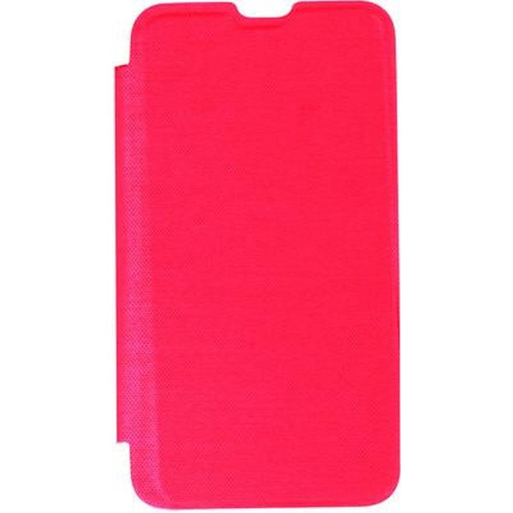 Flip Cover For Nokia Lumia 530 Dual Sim Pink