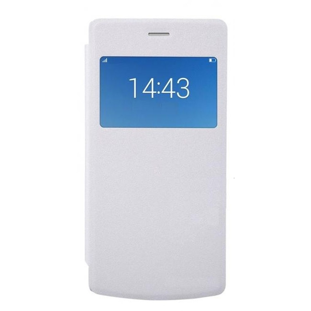 size 40 a2009 2f1b7 Flip Cover for Oppo N3 - White