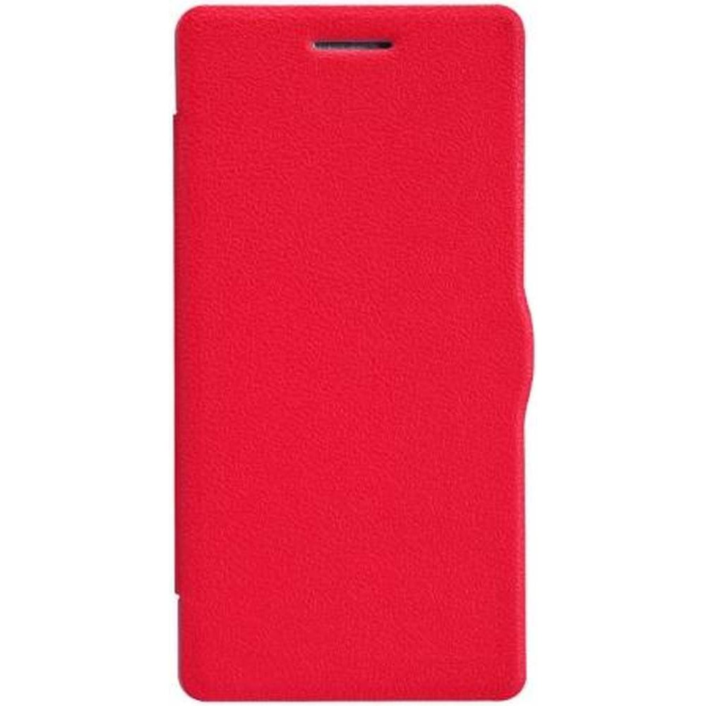 best sneakers dff97 902db Flip Cover for Oppo R1001 Joy - Red