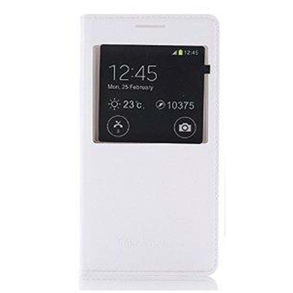 official photos 75aba 1c38d Flip Cover for Samsung Galaxy A3 - White