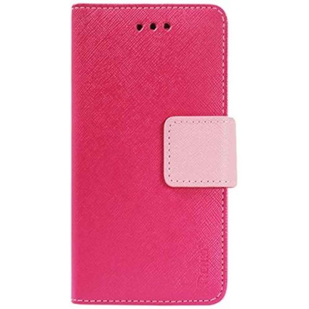 Flip Cover for Samsung Galaxy Axiom R830 - Pink