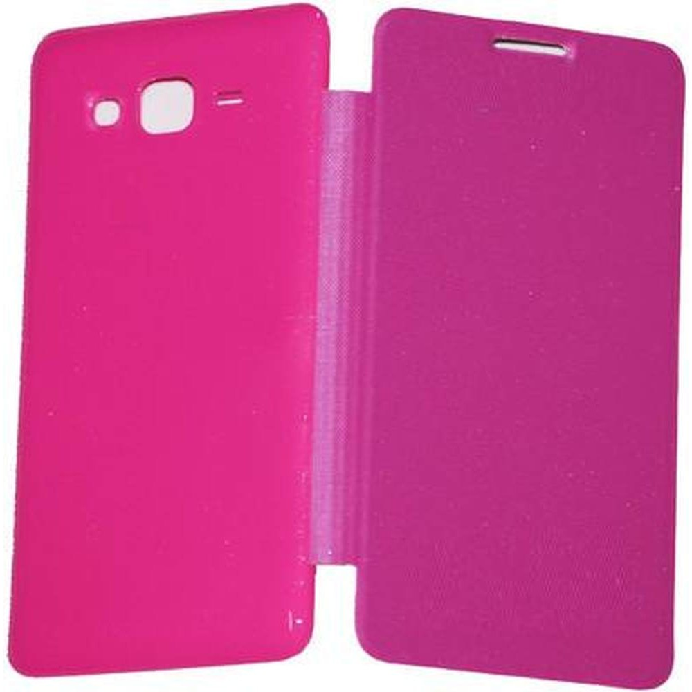 online store 17822 b9e5d Flip Cover for Samsung Galaxy Core Prime - Pink