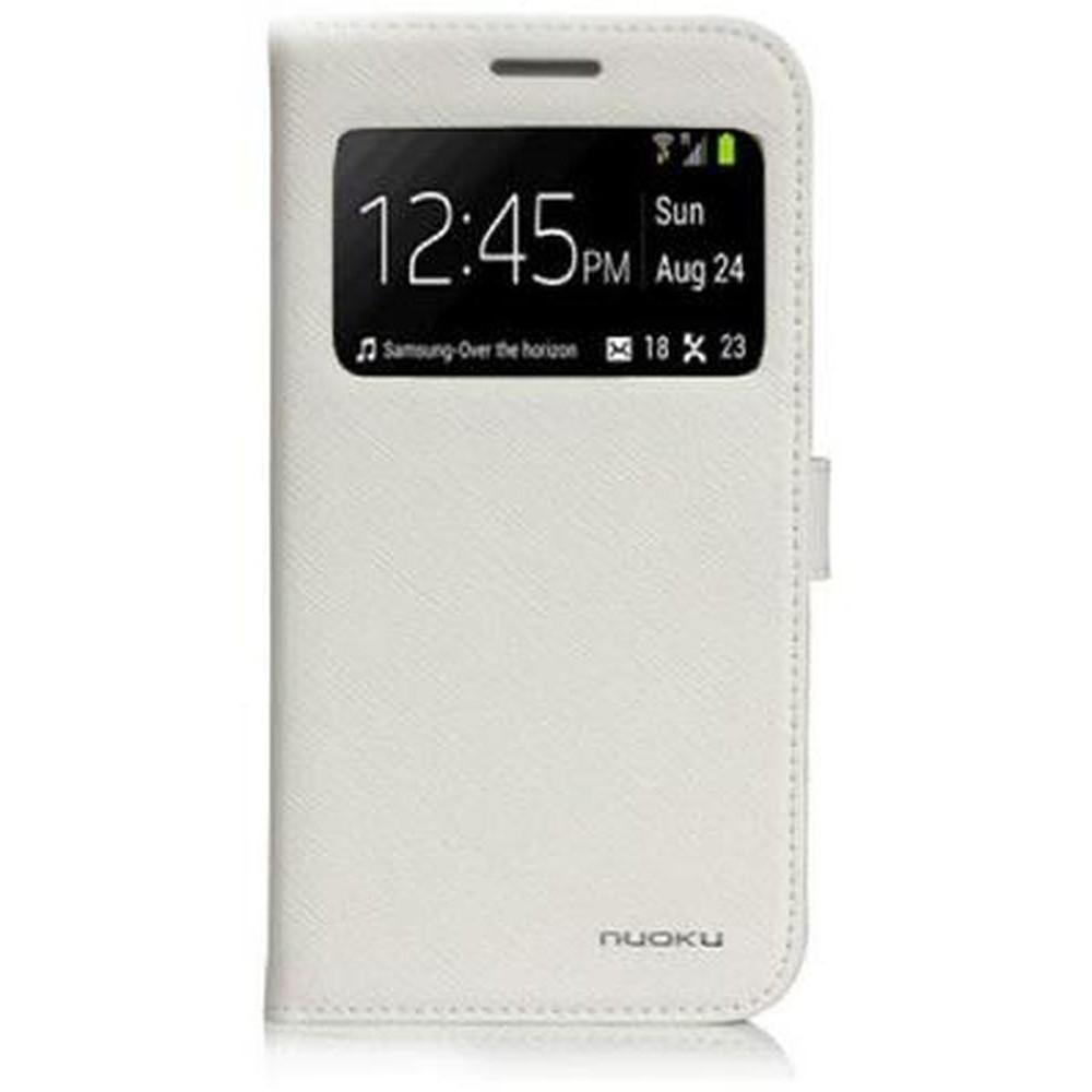 separation shoes e3111 8eada Flip Cover for Samsung Galaxy Grand 2 - White