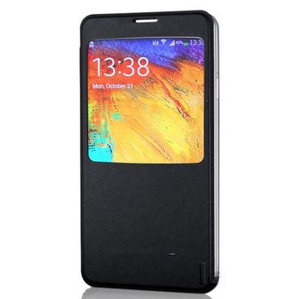 brand new 46dcc 94eaa Flip Cover for Samsung Galaxy Note 3 - Black