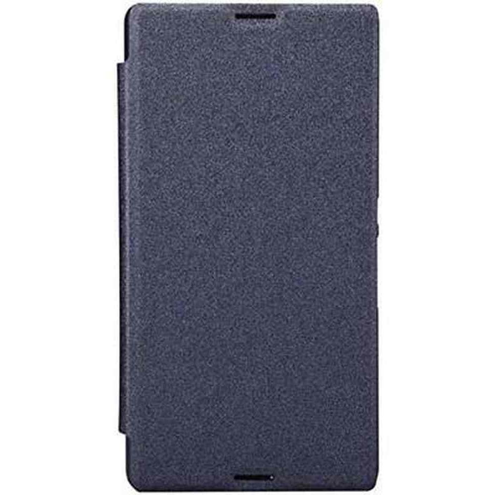 new arrival 2eb92 b4909 Flip Cover for Sony Xperia E3 Dual - Black