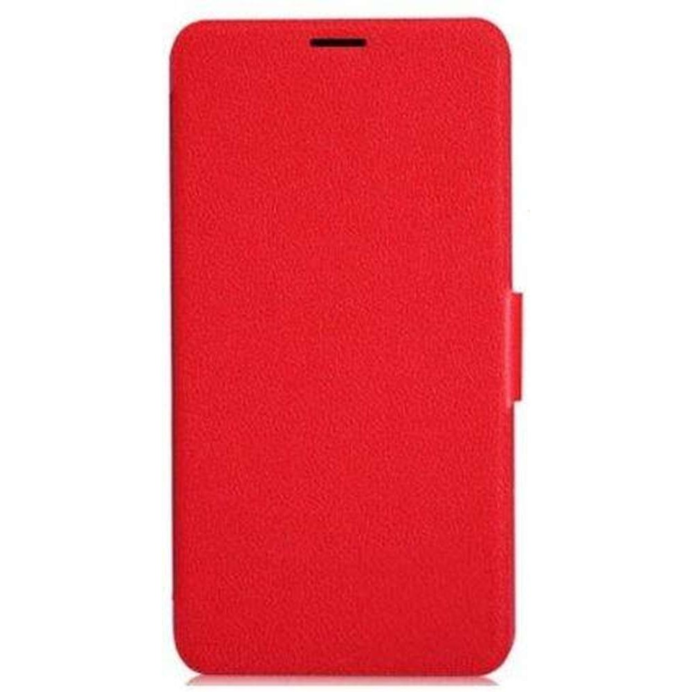 check out 20ea4 68afb Flip Cover for Sony Xperia E4 - Red