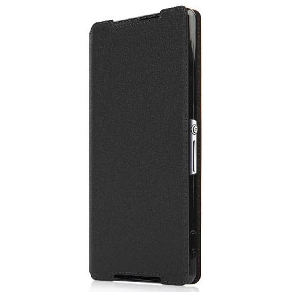 half off 112ff d0301 Flip Cover for Sony Xperia Z2 Compact - Black