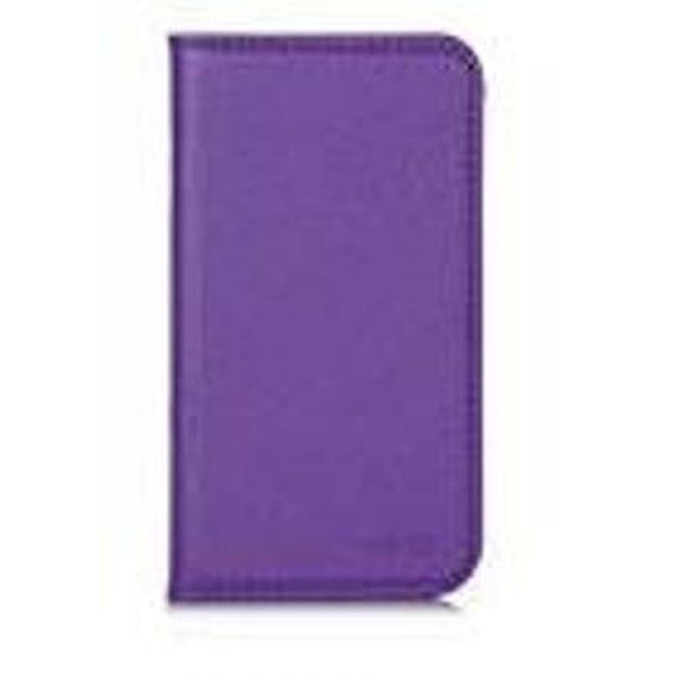 Flip Cover For Wiko Sunset Violet By
