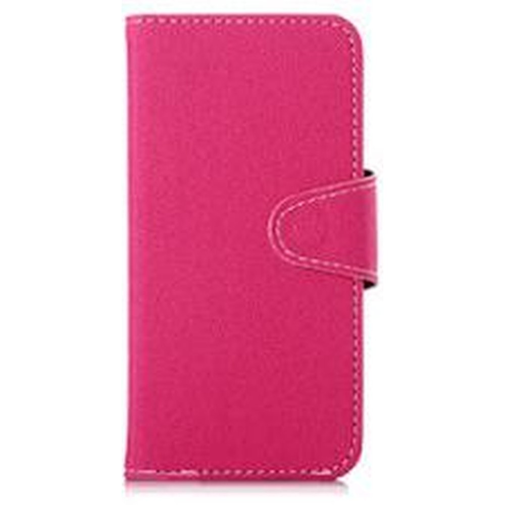 best service 6b260 7ceda Flip Cover for Gionee P4S - Pink