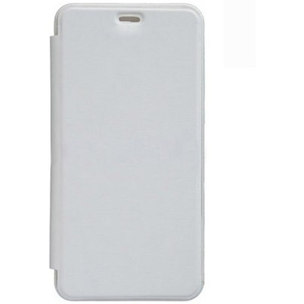 separation shoes d23cd c2644 Flip Cover for Micromax Canvas 4 Plus A315 - White