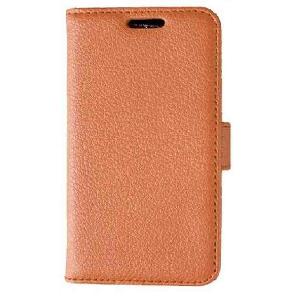best sneakers ab0ae d4d75 Flip Cover for Sony Ericsson Xperia E1 D2005 - Brown