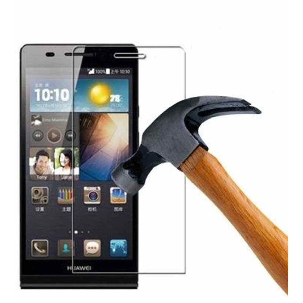 Tempered Glass Screen Protector Guard for Samsung Wave 525 S5253 - Maxbhi.com