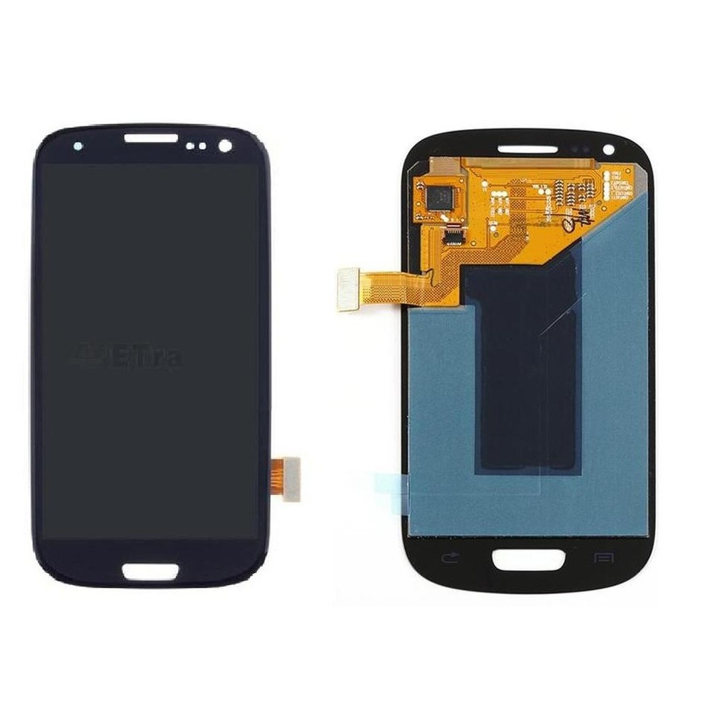 Lcd With Touch Screen For Samsung Galaxy S3 Brown By Maxbhi Com