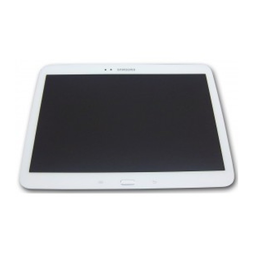 93ecc3de59b LCD with Touch Screen for Samsung Galaxy Tab 3 10.1 P5200 - White by ...