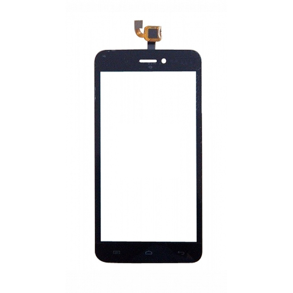 newest collection 3d6ad 58346 Touch Screen Digitizer for Micromax Bolt D321 - Black