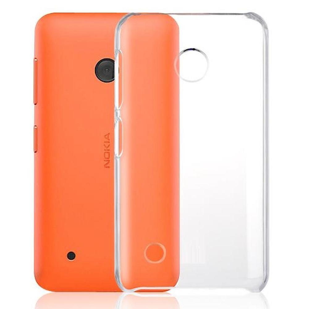 official photos abed0 d9d75 Transparent Back Case for Nokia Lumia 530 Dual SIM RM-1019