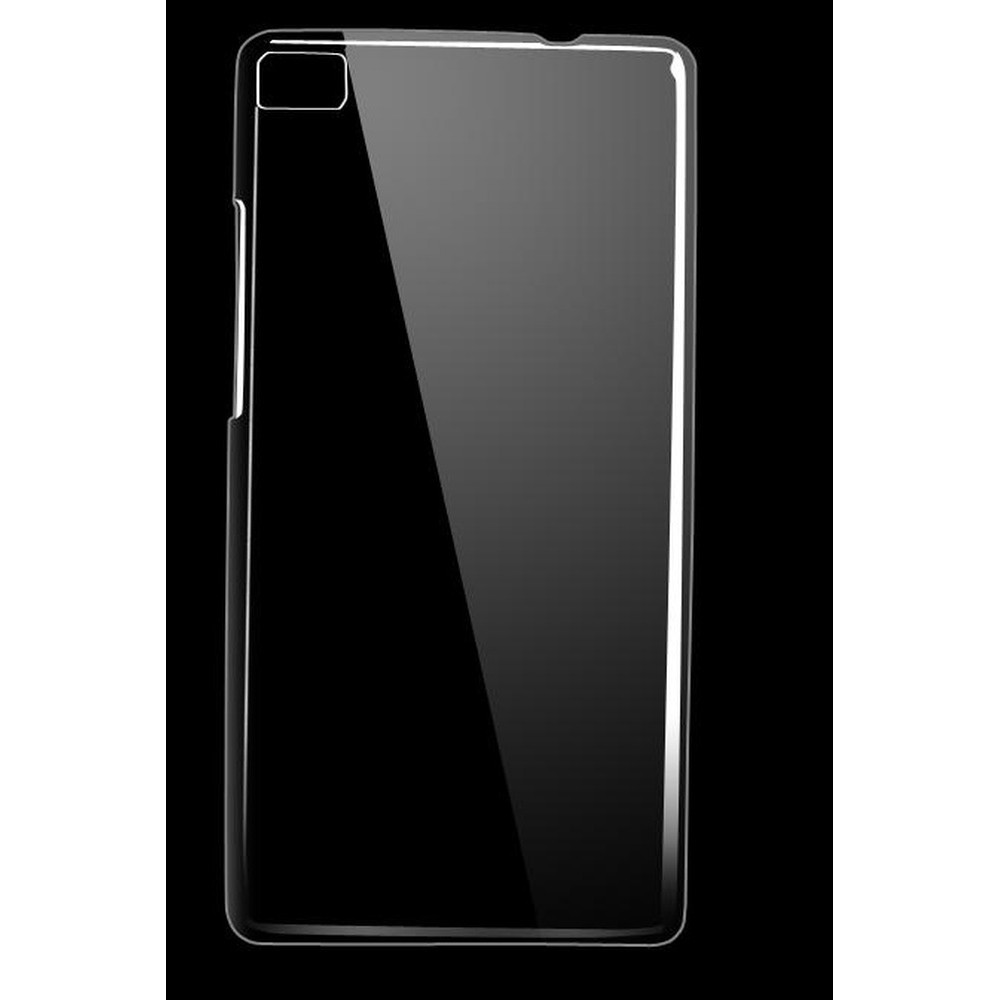new concept 577bf c56eb Transparent Back Case for Huawei P8 Lite