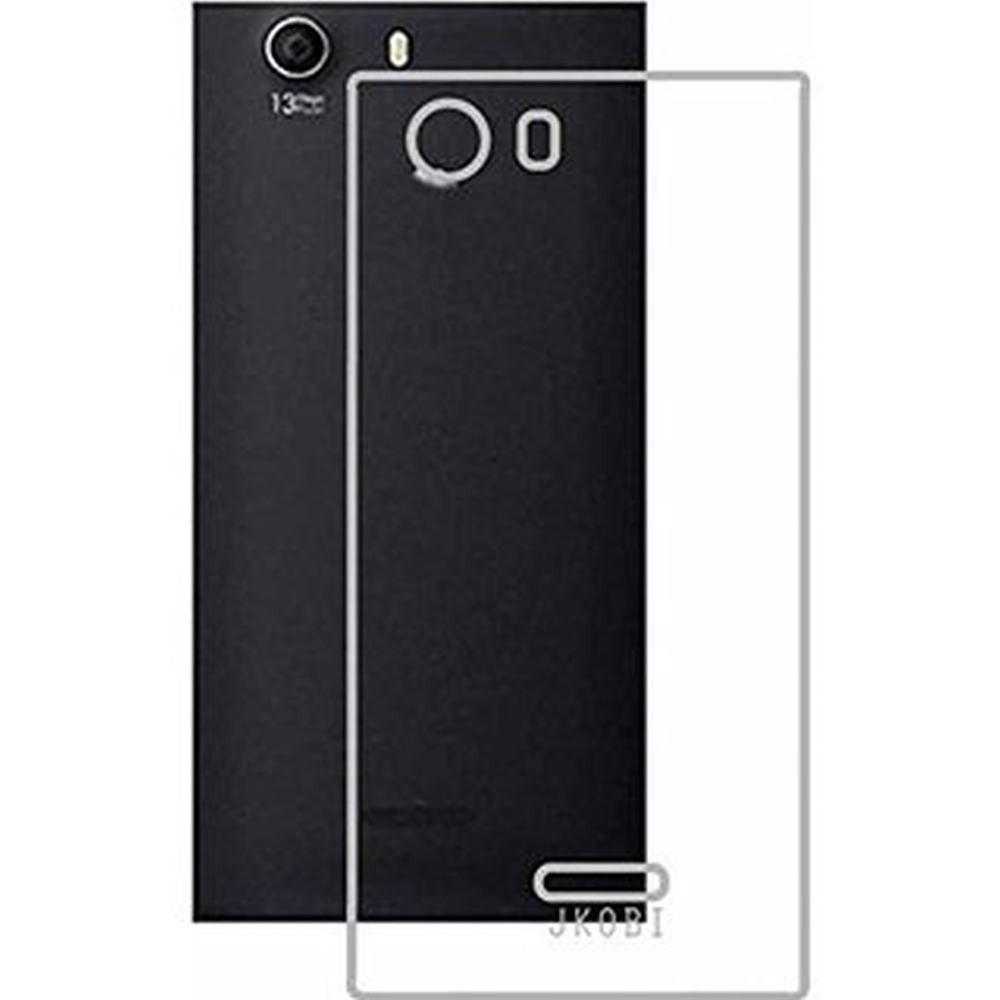 innovative design e896d d0f0e Transparent Back Case for Micromax Canvas Nitro 2 E311