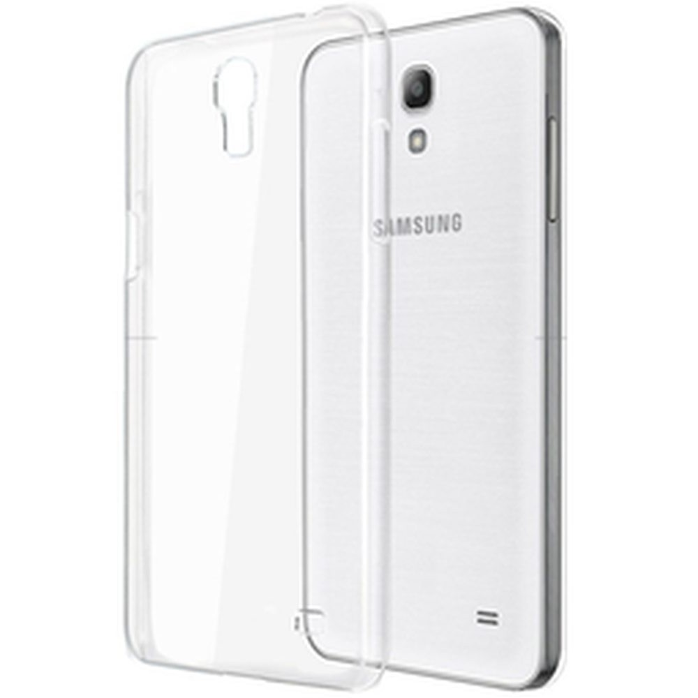 huge selection of 5b89a 22656 Transparent Back Case for Samsung Galaxy Grand Prime 4G