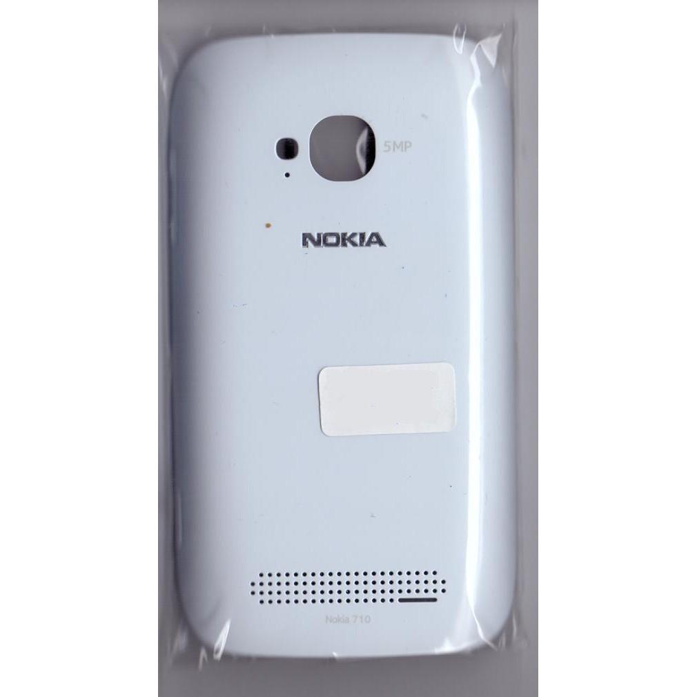 uk availability c1f3d c458c Back Panel Cover for Nokia Lumia 710 - Black