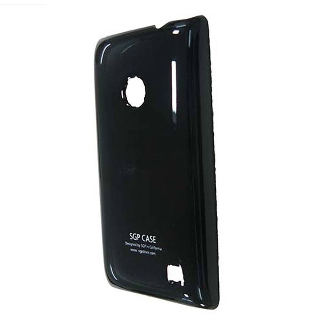 another chance 0d9bb 76ea7 Back Case for Nokia Lumia 520 Black
