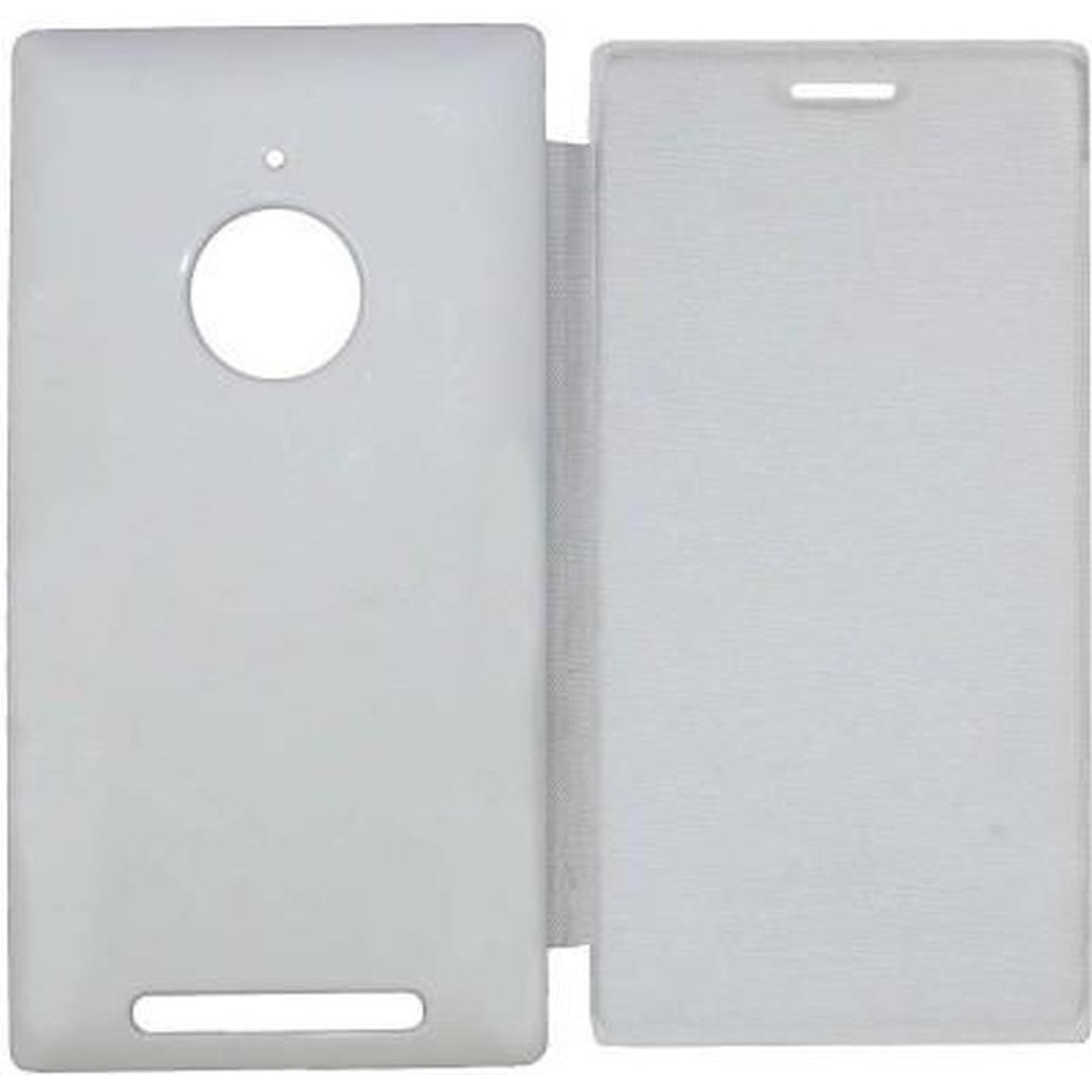 separation shoes b20f5 b9002 Flip Cover for Nokia Lumia 830 - White
