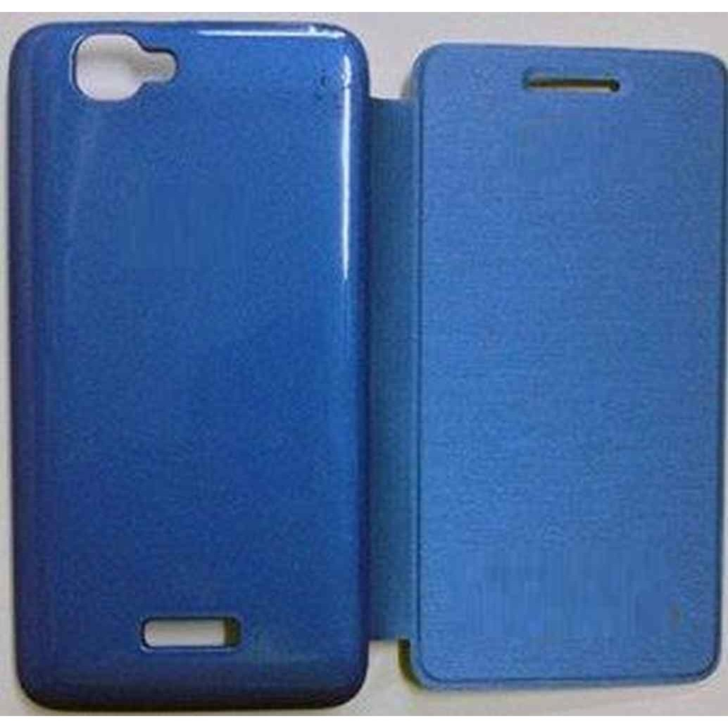 new style 1e136 4699a Flip Cover for Micromax Canvas 2 Colours - Blue