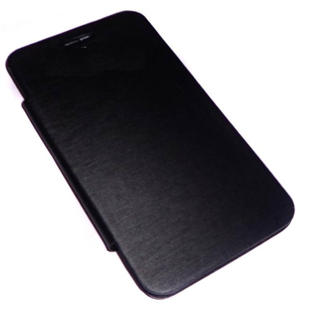 official photos 13dfd 788a5 Flip Cover for XOLO Black - Black
