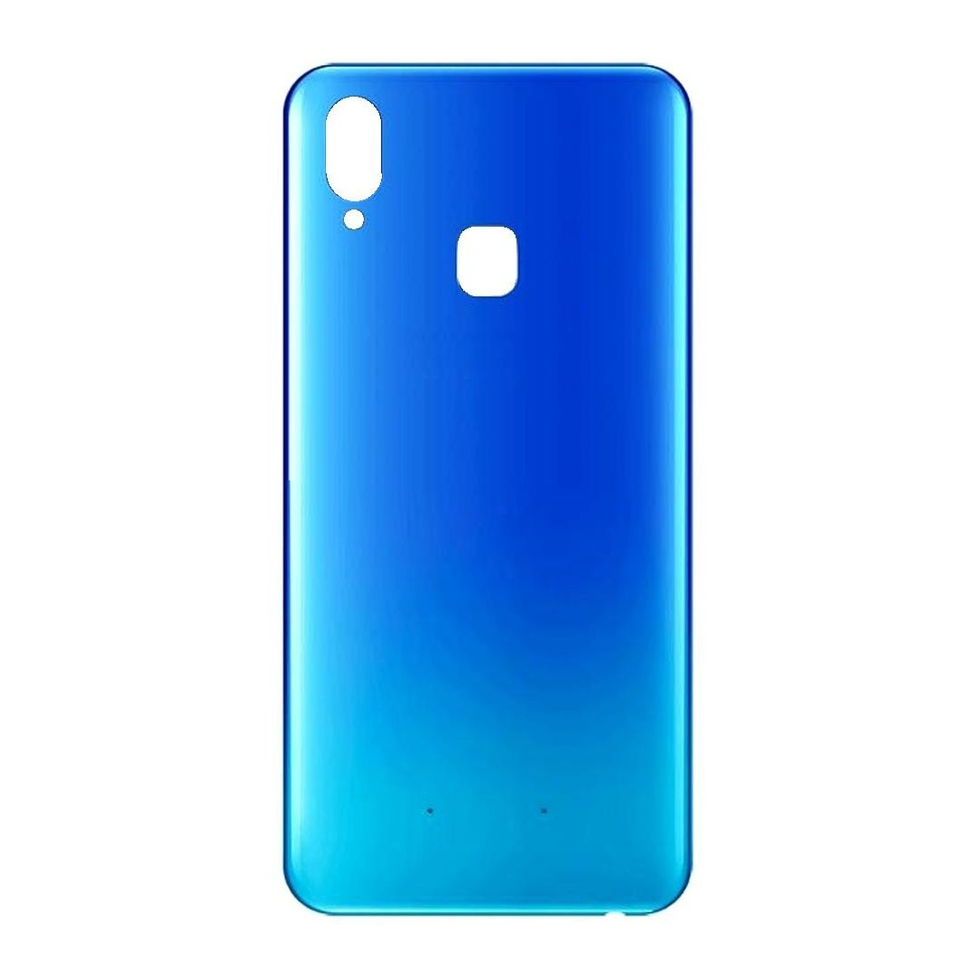 Back Panel Cover For Vivo Y91 Blue