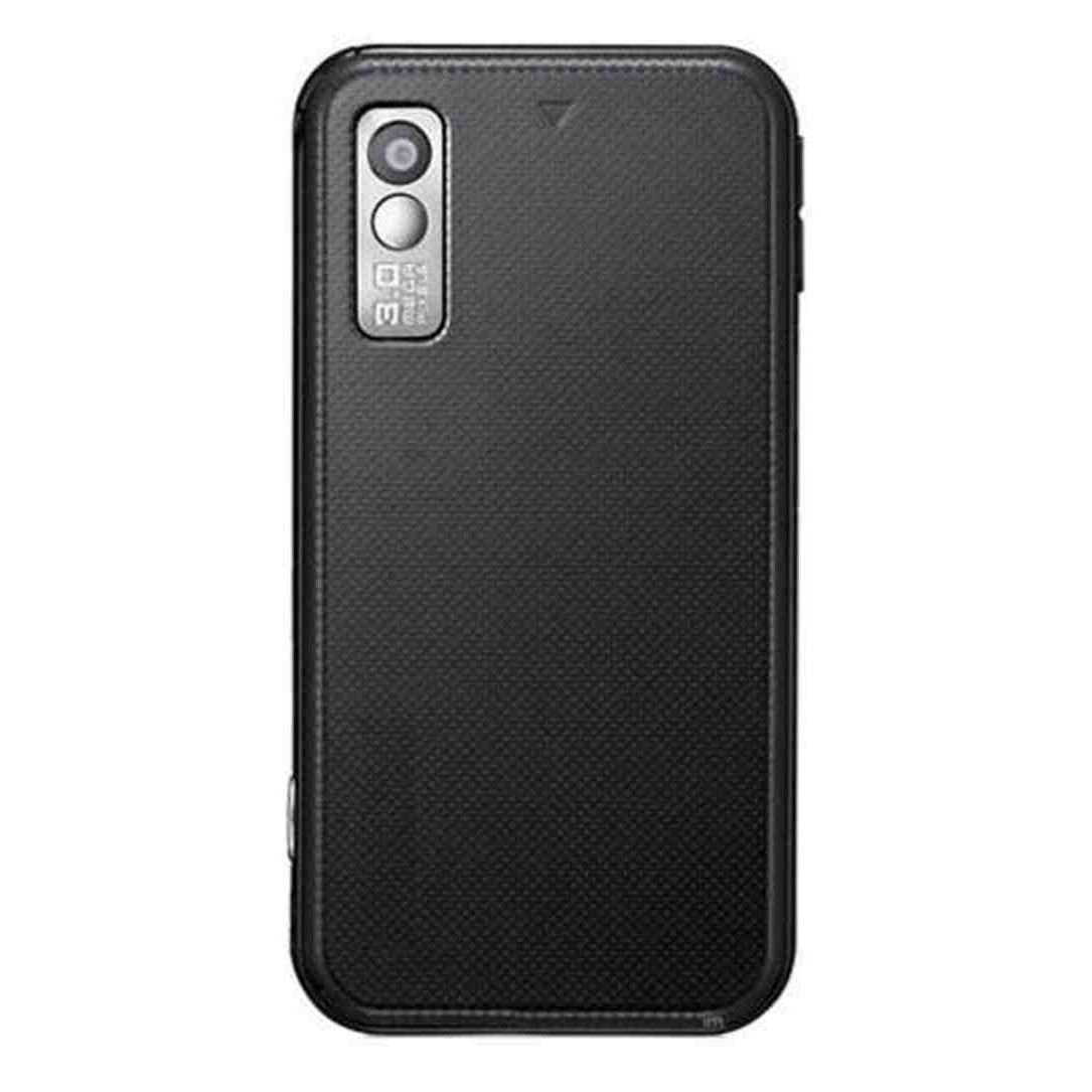Full Body Housing for Samsung Tocco Lite Black