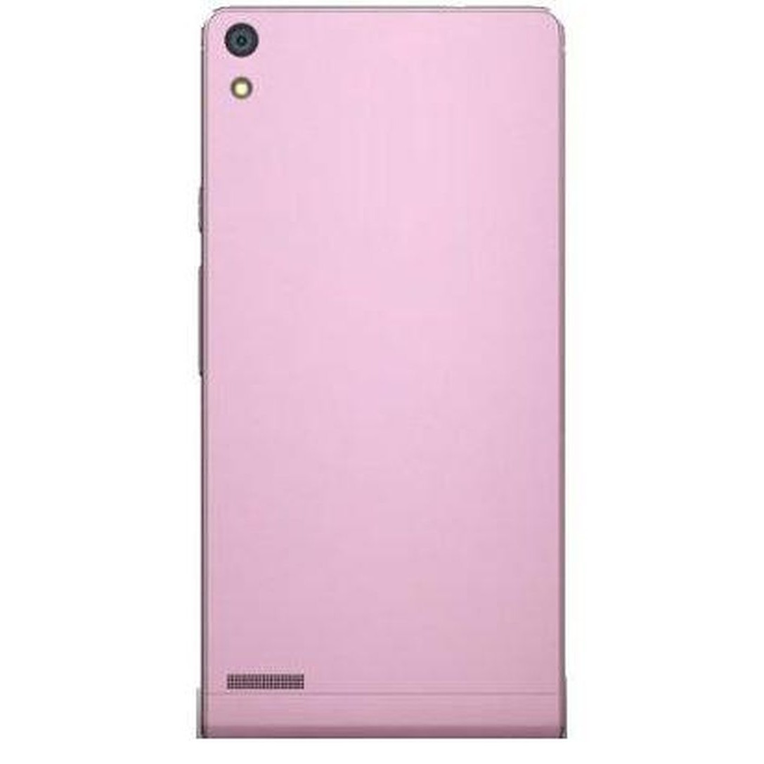 Full Body Housing for Huawei Ascend P6 - Pink
