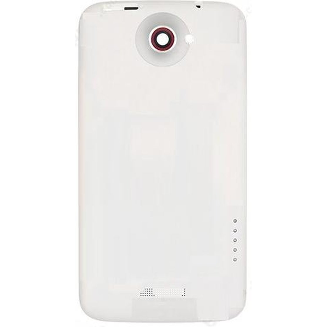 Back Panel Cover for HTC One X Plus - White
