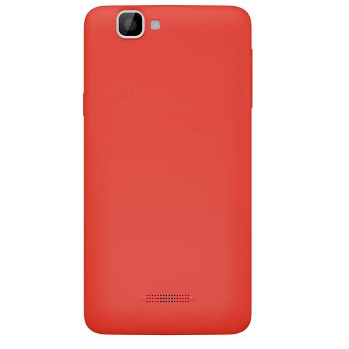 sale retailer e8a88 01e66 Back Panel Cover for Wiko Rainbow - Coral