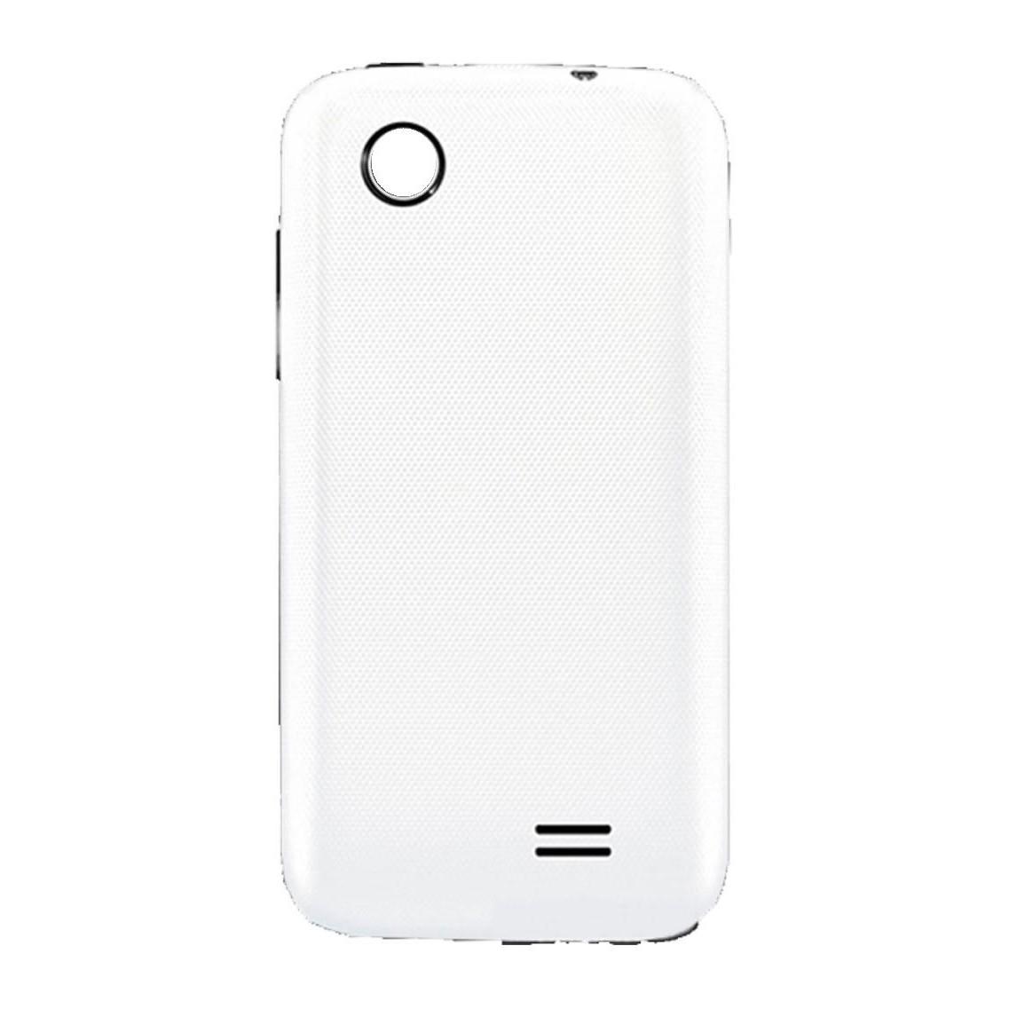 hot sale online 1efbe 3e309 Back Panel Cover for Lenovo A369i - White