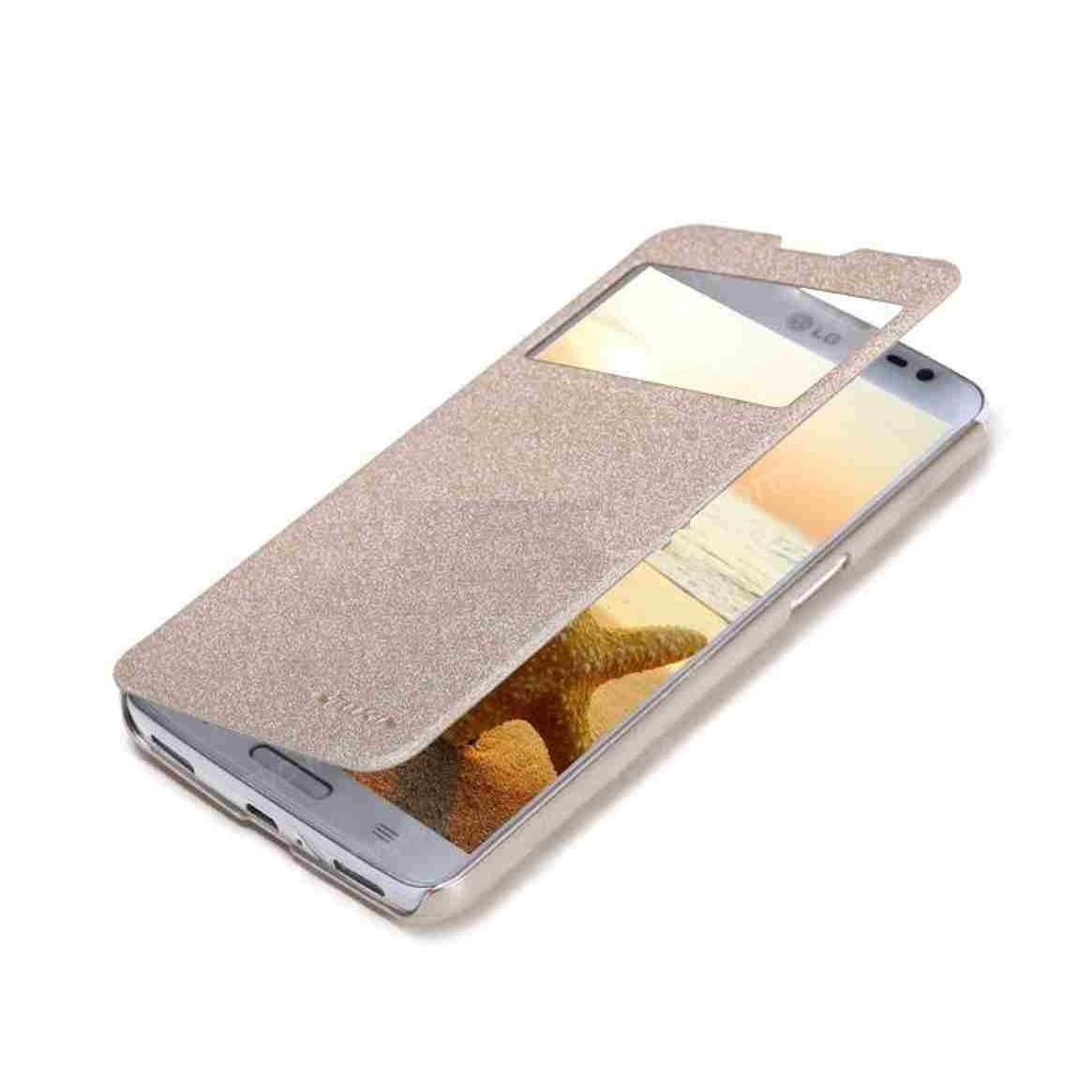 premium selection 5ce4e 2bec0 Flip Cover for LG G Pro Lite D686 - Gold