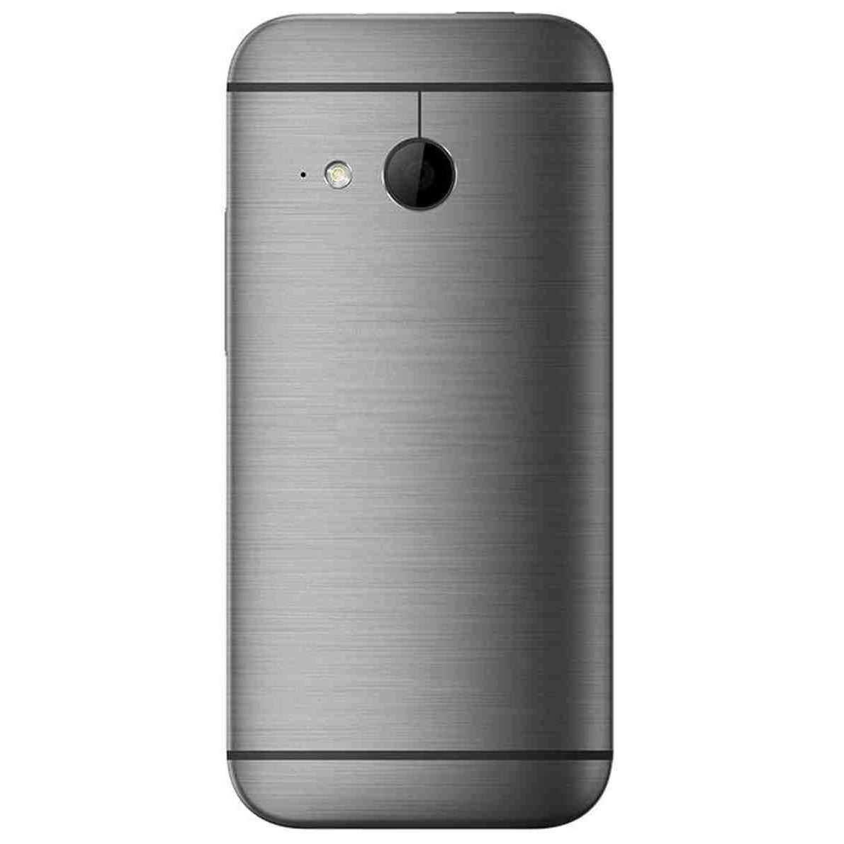 new concept 12670 3b6e0 Back Panel Cover for HTC One mini 2 - Grey
