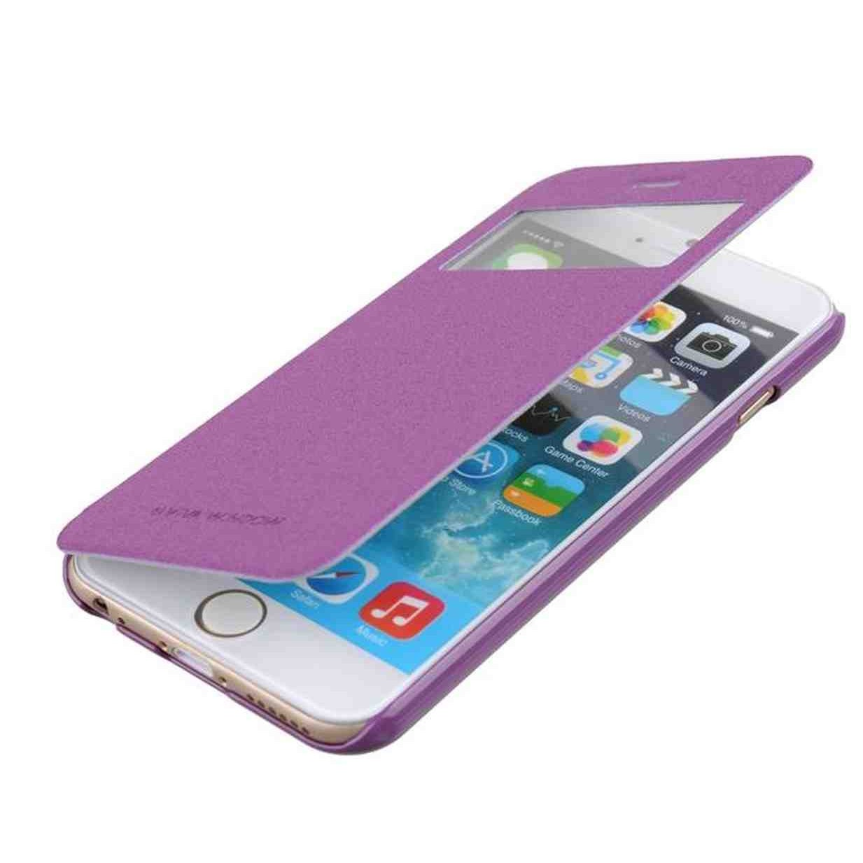 competitive price b8831 8bed3 Flip Cover for Apple iPhone 6s Plus - Purple
