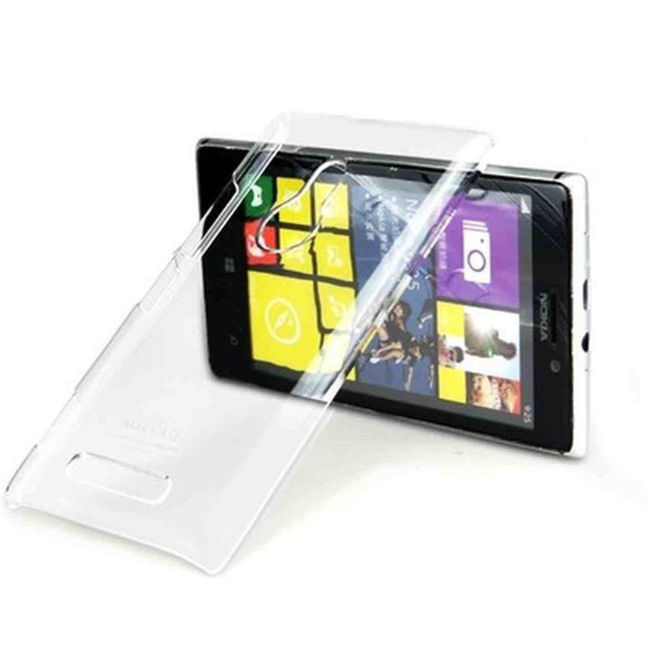 new concept ad2ec 5e50e Transparent Back Case for Sony Xperia M2 dual D2302