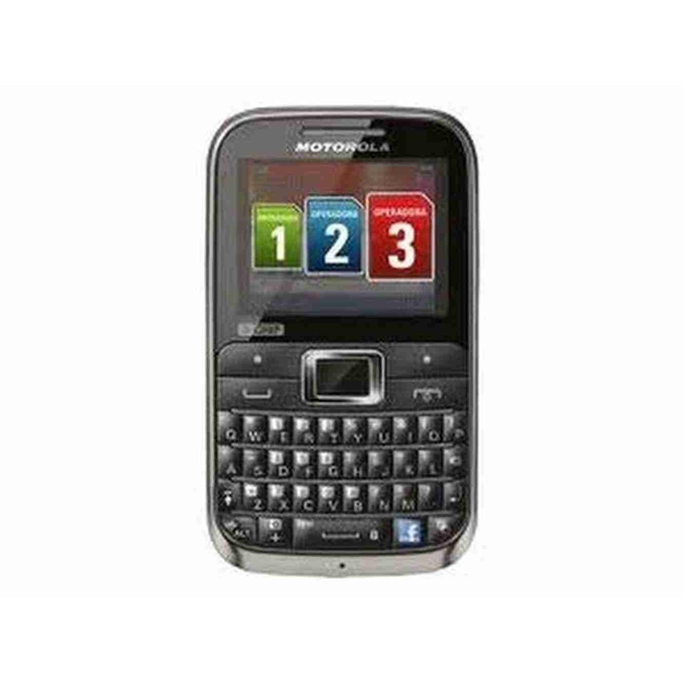 LCD Screen for Motorola MOTOKEY 3-CHIP EX117 - Replacement Display